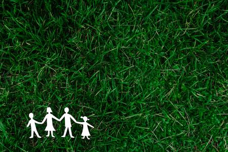 family life: family Stock Photo
