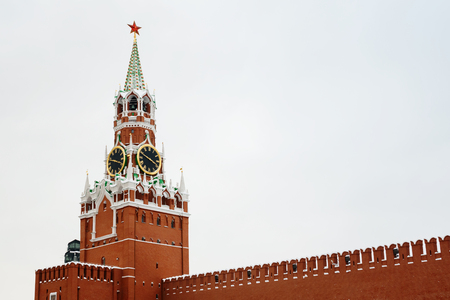photo of Moscow Kremlin, Russia or Moscow