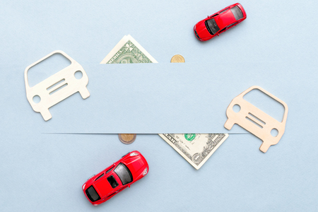 buying a car on credit and for your cash