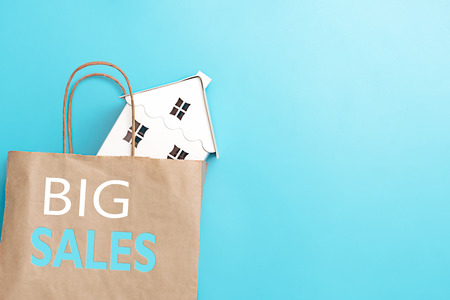 buying or selling an apartment or house