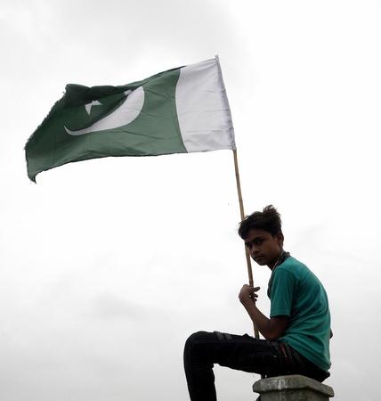 karachi pakistan_million of pakistani youth celebrate independeance day in pakistan  across the pakistan  celebrate the 67th anniversary of the creation of Pakistan  here on wednesday 14 August 2013