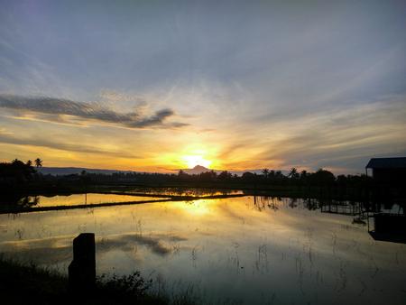 Limpok Village - February 24, 2018 - Sunrise In the Banda Aceh Hillside