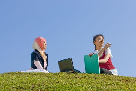 Study anywhere photo
