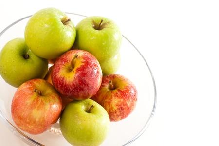 whitem: A bowl of apples