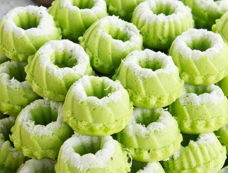 malay food: Seri Ayu - name of malay cake