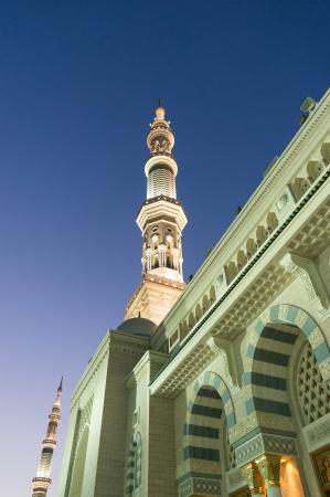 騎士で預言者のモスク モスクの塔