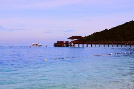 Manukan Island Jetty photo