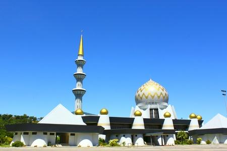 State Mosque Kota Kinabalu, Sabah, Malaysia