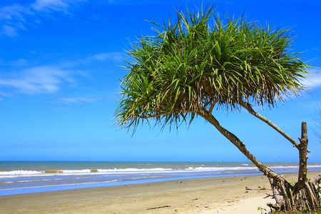 tuaran: Dalit Beach, Tuaran, Sabah, Malaysia