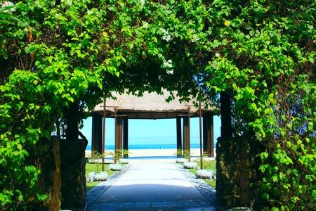 Vacation at Dalit Beach, Tuaran, Sabah, Malaysia
