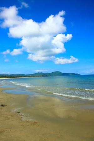 tuaran: Vacation at Dalit Beach, Tuaran, Sabah, Malaysia