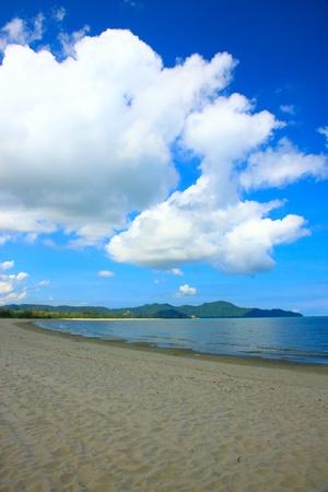 Vacation at Dalit Beach, Tuaran, Sabah, Malaysia Stock Photo - 9677806
