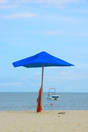 tuaran: Vacation at Dalit Beach Tuaran, Sabah, Malaysia Stock Photo