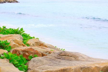 View of Sutera Harbour Beach, Kota Kinabalu, Sabah, Malaysia Stock Photo - 11546768