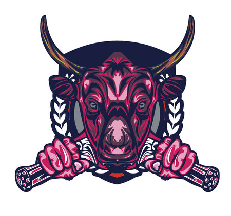 Illustration of Buffalo