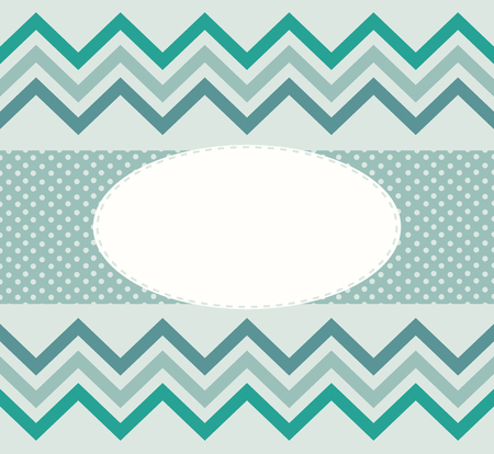 vector drop background Template frame design for greeting card