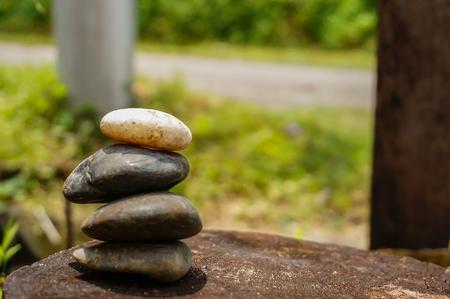 equivalence: balance stone