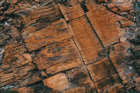 Smooth brown stone texture Stok Fotoğraf