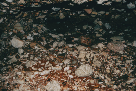 Brown and gray earth and stone textures Stok Fotoğraf