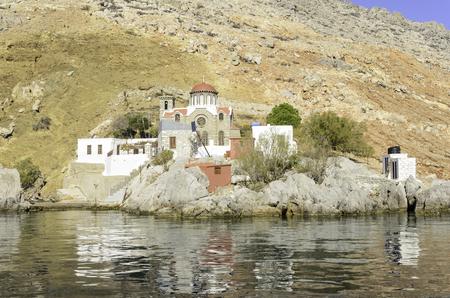 Ascensione del Signore Santa Cappella a Symi Island