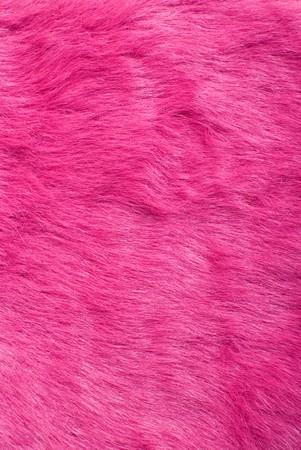Artificial purple fur texture. Part of the teenager bag Standard-Bild
