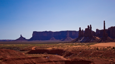 a view of the Monument Valley photo