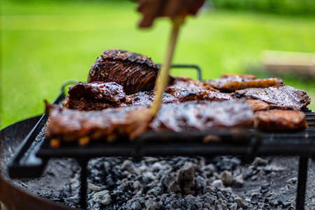 Summer is the best time of the year to do some bbq