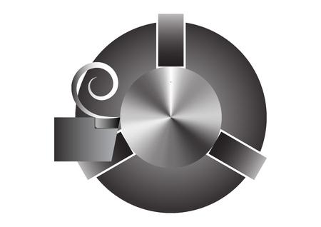 fabricage van onderdelen op een draaibank met behulp van een frees met spaanvorming