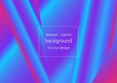Abstract bright blue-violet background using gradients and transparency. Abstract background of banners, posters, flyers.