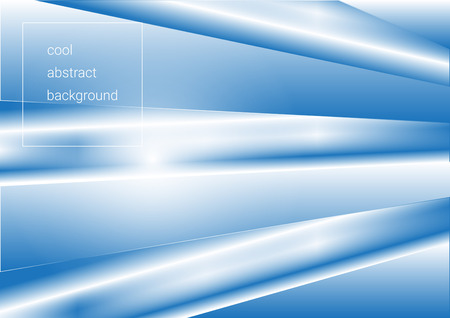 Abstract blue vector background can be used in cover design, book design, poster, cd cover, flyer, website backgrounds or advertising.