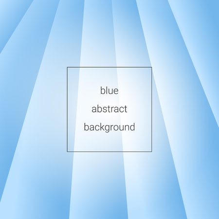 blue abstract background using gradient curves. Simple shapes with trendy gradients. Eps10 vector.