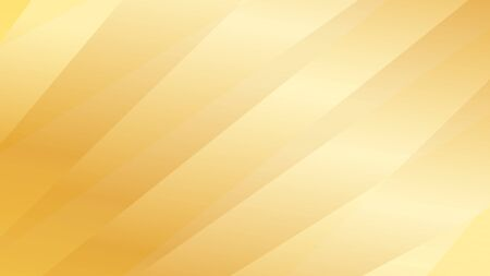 golden abstract background with an oblique lines of light for decoration of a decorative card 矢量图像