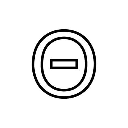 Theta Greek alphabet design trendy