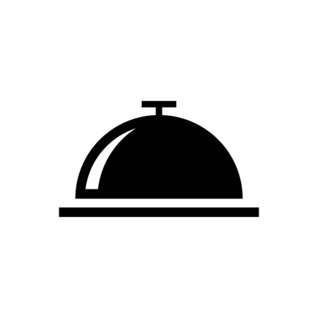 Tray food icon Иллюстрация