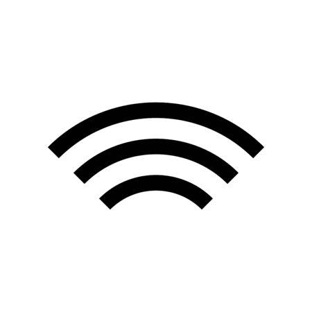Signal icon trendy