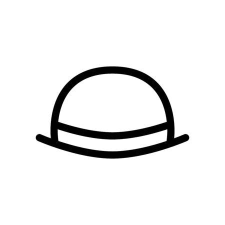 Hat icon flat vector template design trendy Banco de Imagens - 147746533