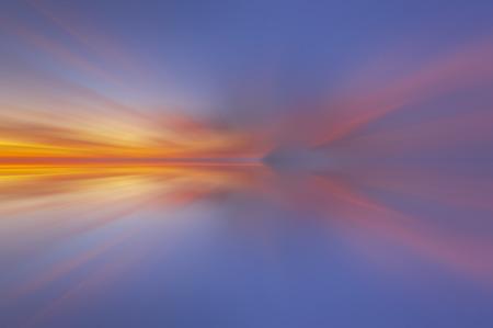 黄色、オレンジと青のトーンで抽象的な背景 写真素材 - 47945670