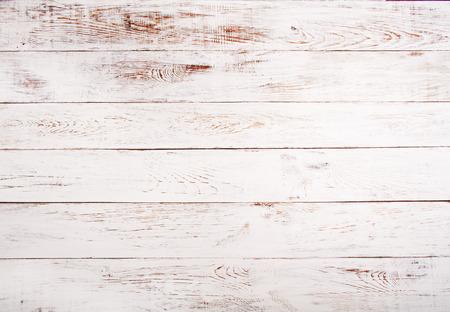 madera r�stica: Blanco y madera r�stica textura de fondo marr�n Foto de archivo