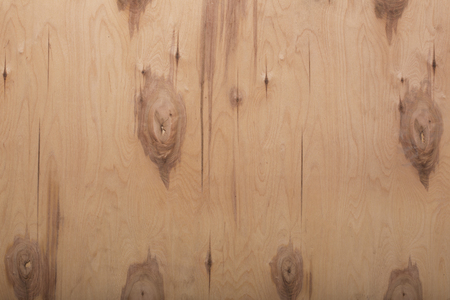 ligneous: Beige wooden natural texture with knots. Horizontal orientation
