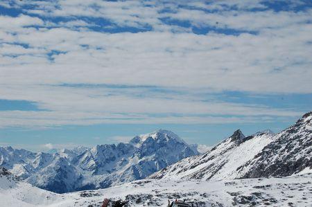 mountains 950 Stock Photo - 2328994