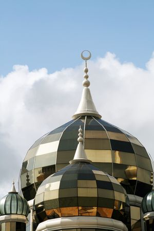 terengganu: Crystal Mosque, Pulau Wan Man, Kuala Terengganu
