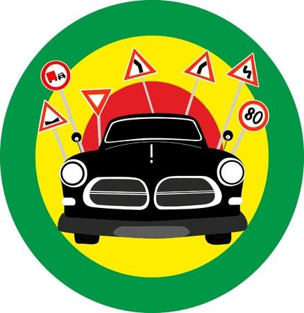 Traffic regulations Stock Vector - 13420889