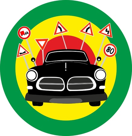 restrictions: Traffic regulations
