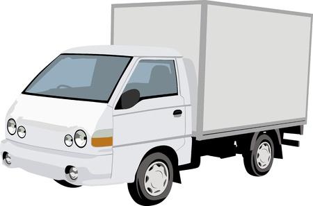 Truck Stock Vector - 14234278