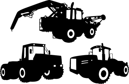 wheel loader: Construction 3
