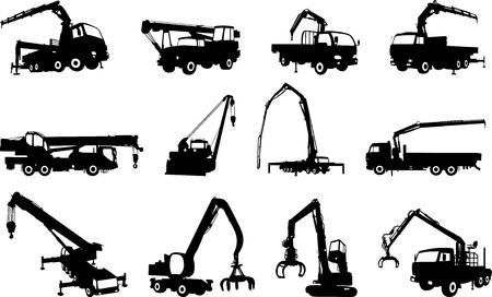 camion grua: Construcción 1