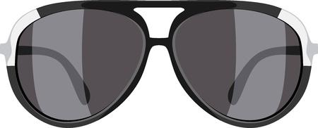 Male sunglasses Illustration