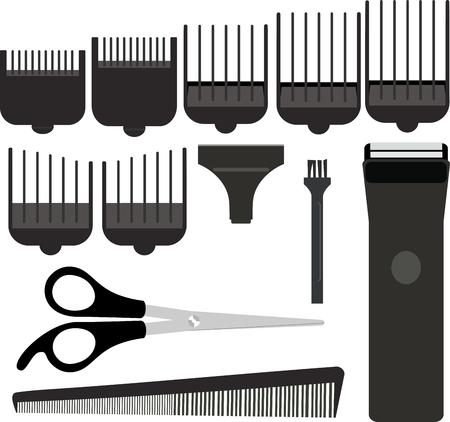 coiffeur: Coiffeur Illustration