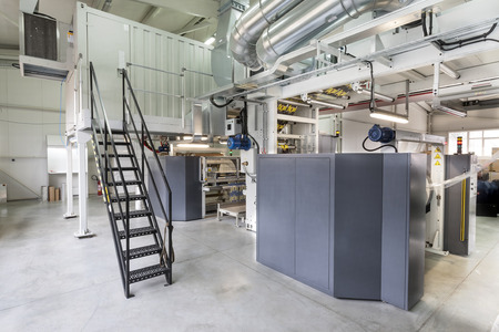 offset printer: Offset printer for labels and flexible packaging,