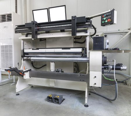 Offset printer for labels and flexible packaging,  photo